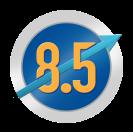 8.5 Percent